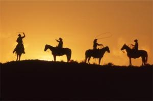 4-Cowboys-with-Lassos
